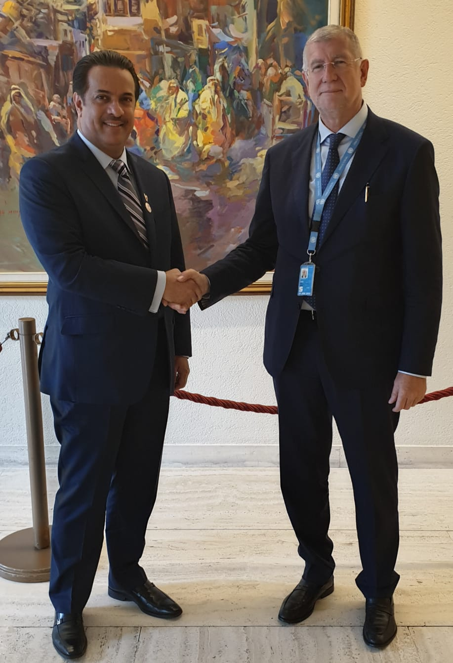 Bahrain's model linking UPR with SDGs 2030 highlighted by assistant