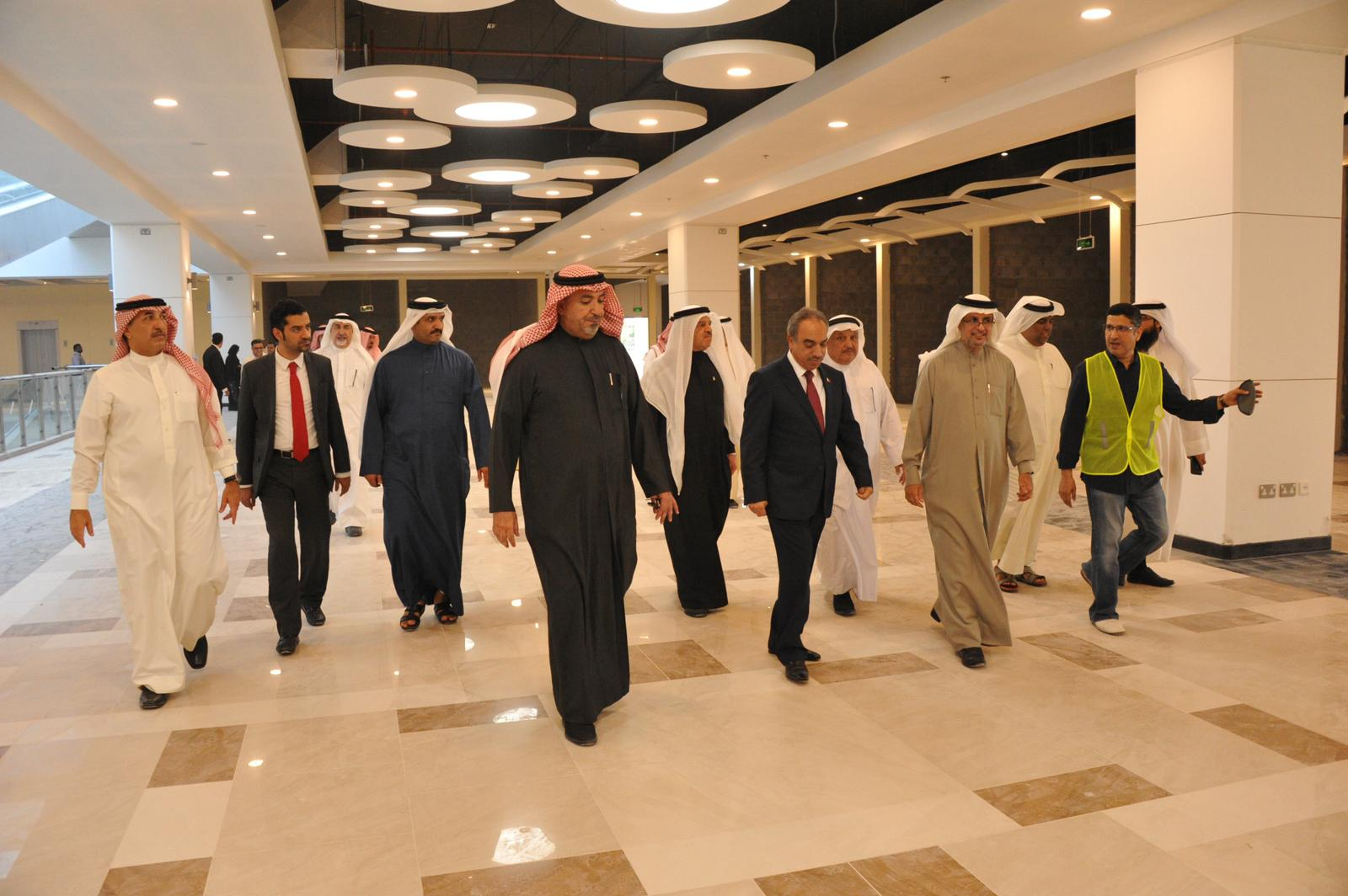 Works Minister inspects latest preparations for Muharraq